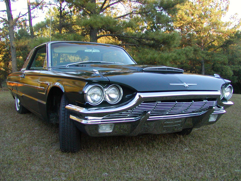 1965 Ford Thunderbird FOR SALE/Thunderbird 12